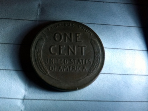 1928D reverse