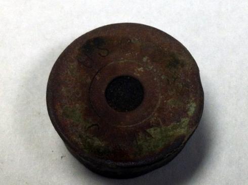 brass shot shell
