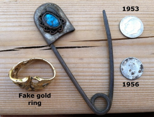 various metal objects