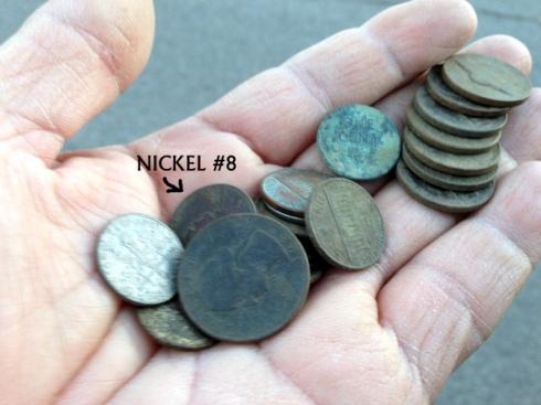 nickels
