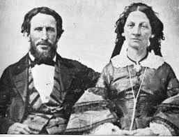 Picture of Mr. Donner and his wife